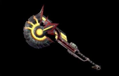 Doom Bringer Axe