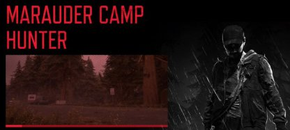 Marauder Camp Hunter - Storyline Mission Walkthrough