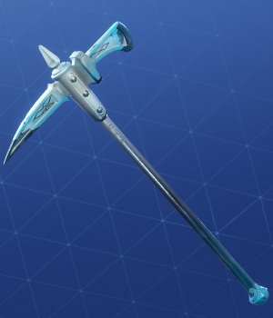 Pickaxe Skin FROZEN AXE