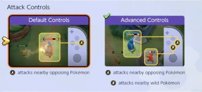 Set Attack Targets To Advanced To Separate Targets