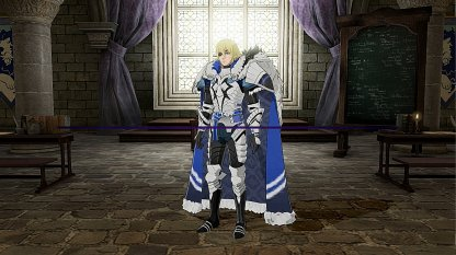 Dimitri Becomes Great Lord