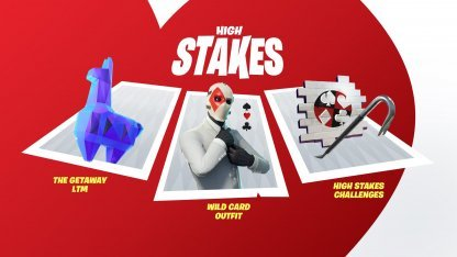 High Stakes Challenge
