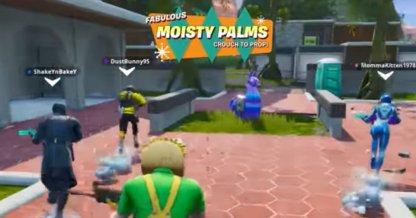 Moisty Palms Newly Introduced