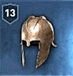 Helmet of the Oracle Stats