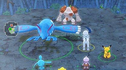 Bonus Dungeon With Legendary Pokemon
