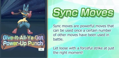 Sync Moves
