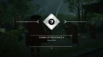 Receive Charm of Resistance II