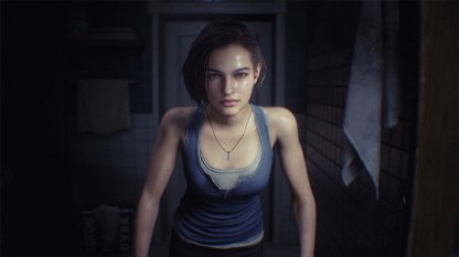 Jill Valentine As Main Character