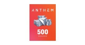 Anthem Shards Are Premium Currency Purchased With Real-Life Money