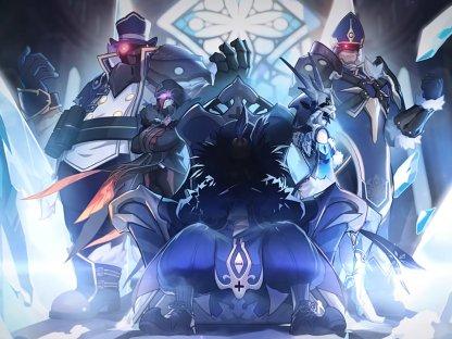 Cryo Archon - Monarch Of Fatui