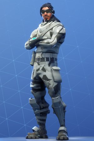 Skin Outfit ABSOLUTE ZERO