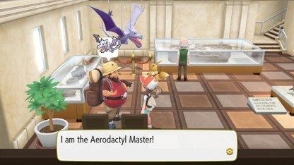 Aerodactyl Master Trainer