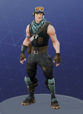 Skin Outfit RECON SCOUT
