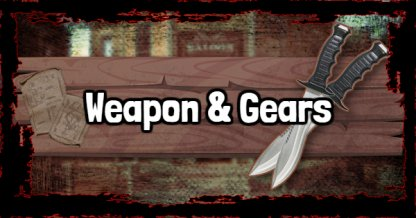 Red Dead Redemption 2 - Weapons, Outfits & Gears