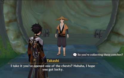 Takashi Location