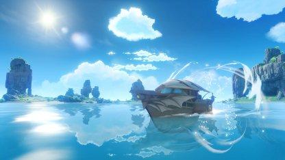 Waverider Ship