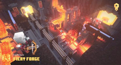 Fiery Forge