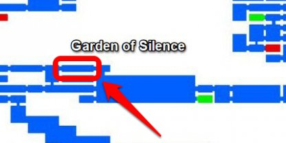 Garden of Silence Red Moon Location