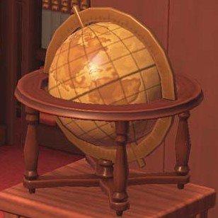 Seasonal Items Globe