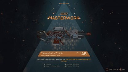 Masterwork Weapon Buffs