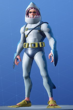 Skin Outfit CHOMP SR
