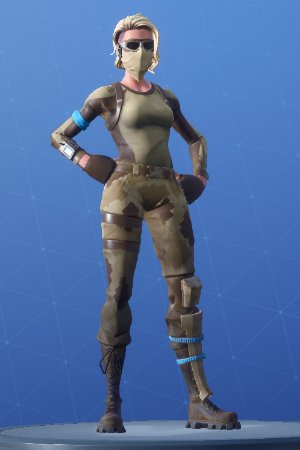 Skin Outfit SCORPION