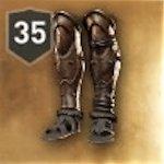 Spartan War Hero Boots Stats