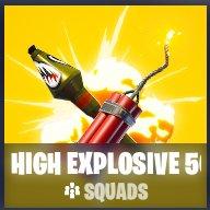 High Explosive 50s