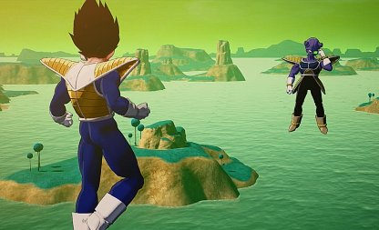 Fight Cui As Vegeta