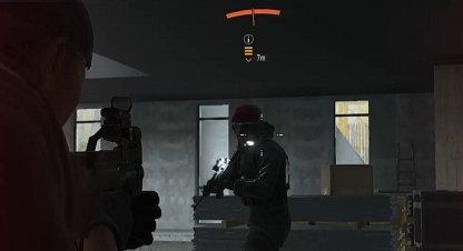 Enemies Are In 2nd Floor Of Building