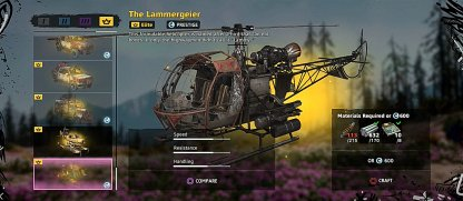 The Lammergeier