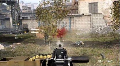 Has a Cannon & Machine Gun