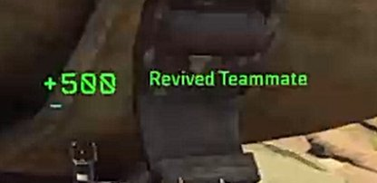 Heist Game Mode - revive teammate