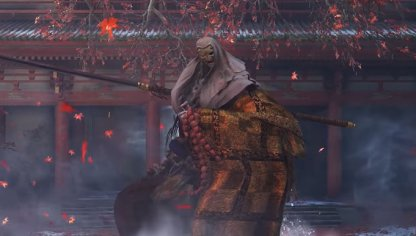 Sekiro Shadows Die Twice Boss Corrupted Monk