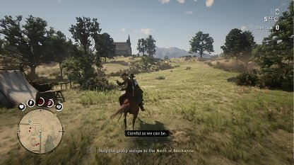 Use Your Horse To Cover More Ground