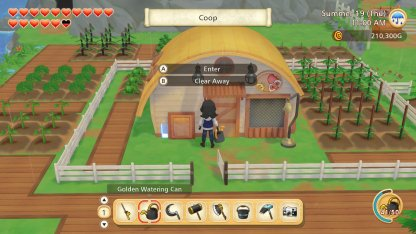 Purchasing The Big Coop