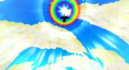 Encounter the Legendary Rainbow Pokemon
