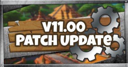 v11.00 Patch Update
