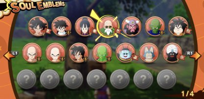 DBZ Soul Emblems