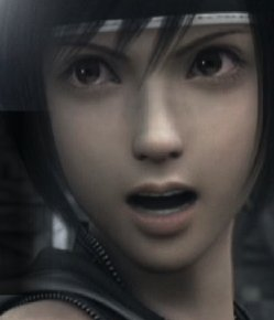Yuffie Advent Children