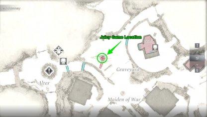 Juicy Game Location