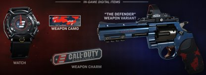 Weapon Variant Blueprint