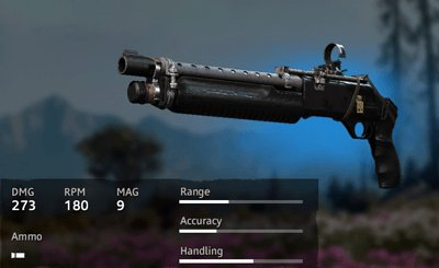 Far Cry New Dawn Makeshift M133 MS