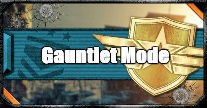 CoD: BO4, Gauntlet Mode