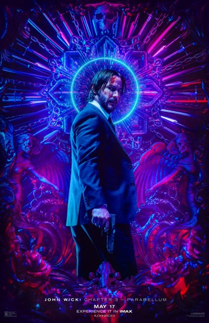 Third Installment of the John Wick Franchise