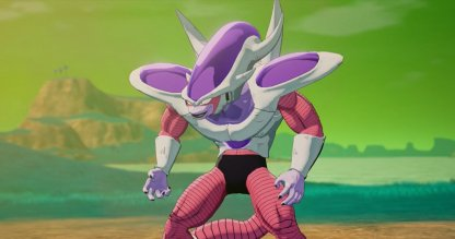 Frieza (Second Form) Image