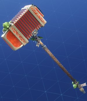 Pickaxe Skin AXCORDION