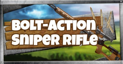 Bolt-Action Sniper Rifle Guide - Damage, DPS, Stats & Tips