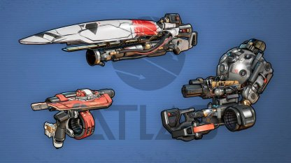 ATLAS - Weapon Brand Features