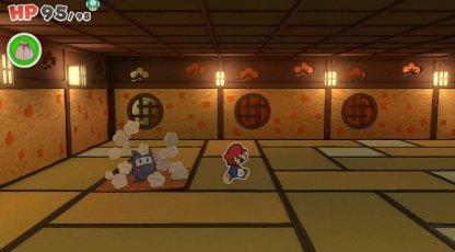 Enemies Waiting Under The Tatami Mats
